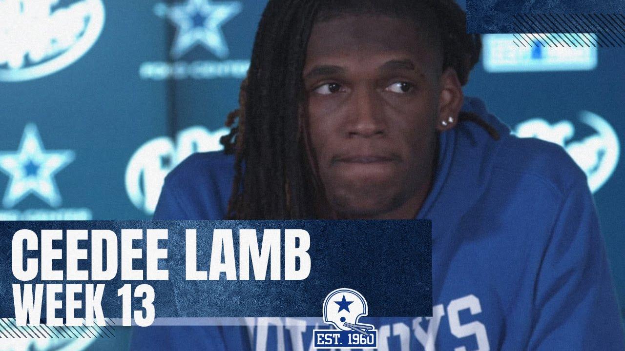 CeeDee Lamb: Continue The Legacy   Dallas Cowboys 2020