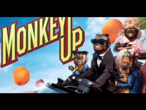 Monkey Up oficial #1 en español latino 2016