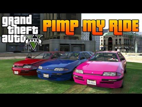 GTA V - Pimp My Ride #96 | Zirconium Stratum | Car Customization Competition