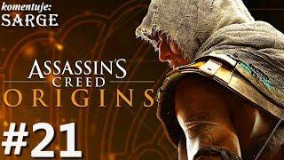 Zagrajmy w Assassin's Creed Origins [PS4 Pro] odc. 21 - Zniszczony rydwan