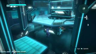 Tron Evolution Walkthrough - Multiplayer Disintegration Match - 20 Kills 0 Deaths