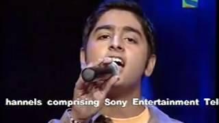 Initial Trouble of Young Arijit - Fame Gurukul