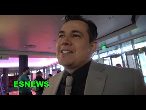 canelo trainer eddie reynoso says mikey will beat spence