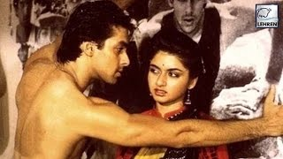 When Bhagyashree CRIED Due To Salman Khan?