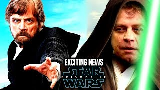 Star Wars Episode 9 Plot Twist Will Change Luke Skywalker! (Star Wars News)