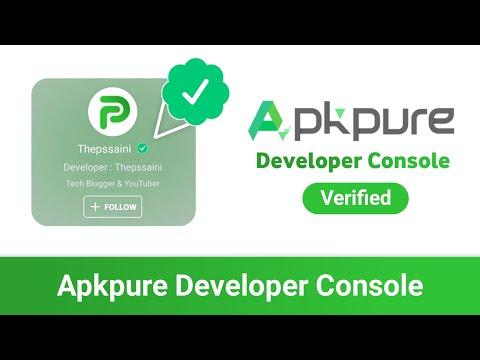 How To Create Apkpure Developer Console Account For Free - Hindi