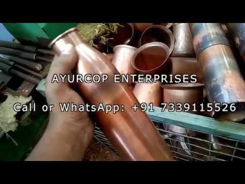 Copper bottle manufacturer in India