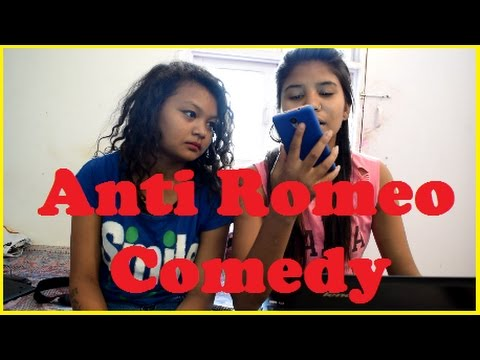 Anti Romeo Comedy | Short comedy video supporting anti romeo policy, Yogi Adityanath V/S Anti Romeo