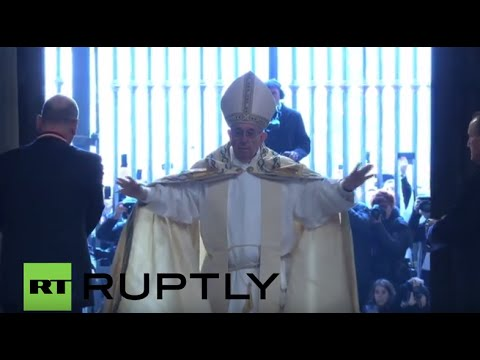 Holy See: Benedict XVI joins Pope Francis in launching Holy Jubilee