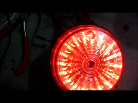 simson led rear turn signal clear youtube. Black Bedroom Furniture Sets. Home Design Ideas