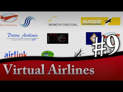 12 Days of Flight Tips: Virtual Airlines (Day 9)