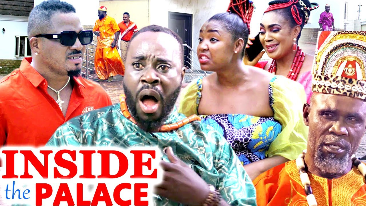 Download INSIDE THE PALACE SEASON 1 (New Movie) 2021 Latest Nigerian Nollywood Movie 720p