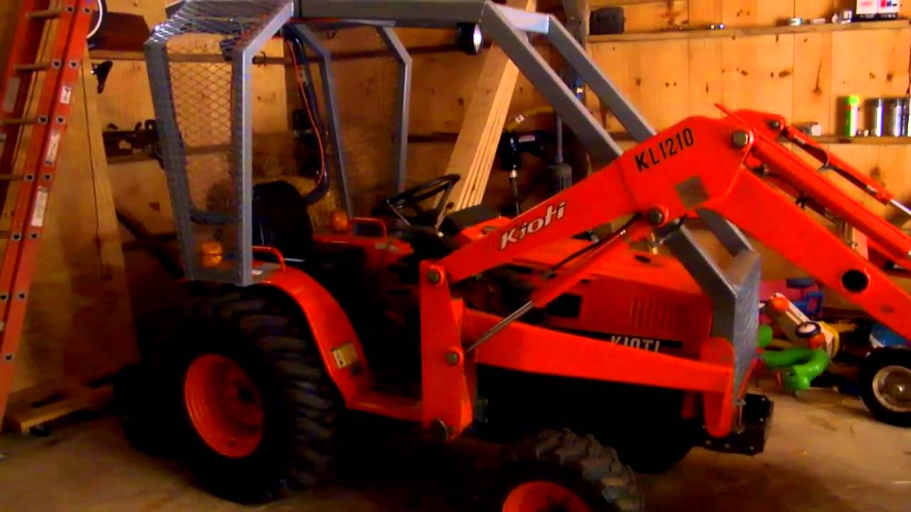 Low Cost Tractor Plow Kioti Lb1914