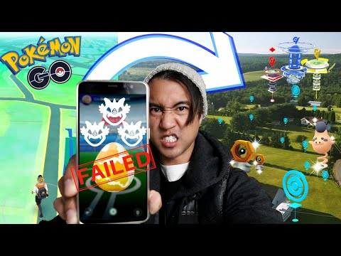 WHY TRAINERS ARE ANGRY AT NIANTIC! POKÉMON GO (2019) thumbnail