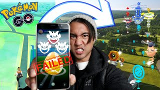 WHY TRAINERS ARE ANGRY AT NIANTIC! POKÉMON GO (2019)