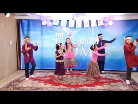 Christian Folk Dance by Kingdom Kids