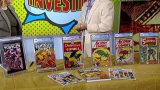 What is behind the comic book craze?