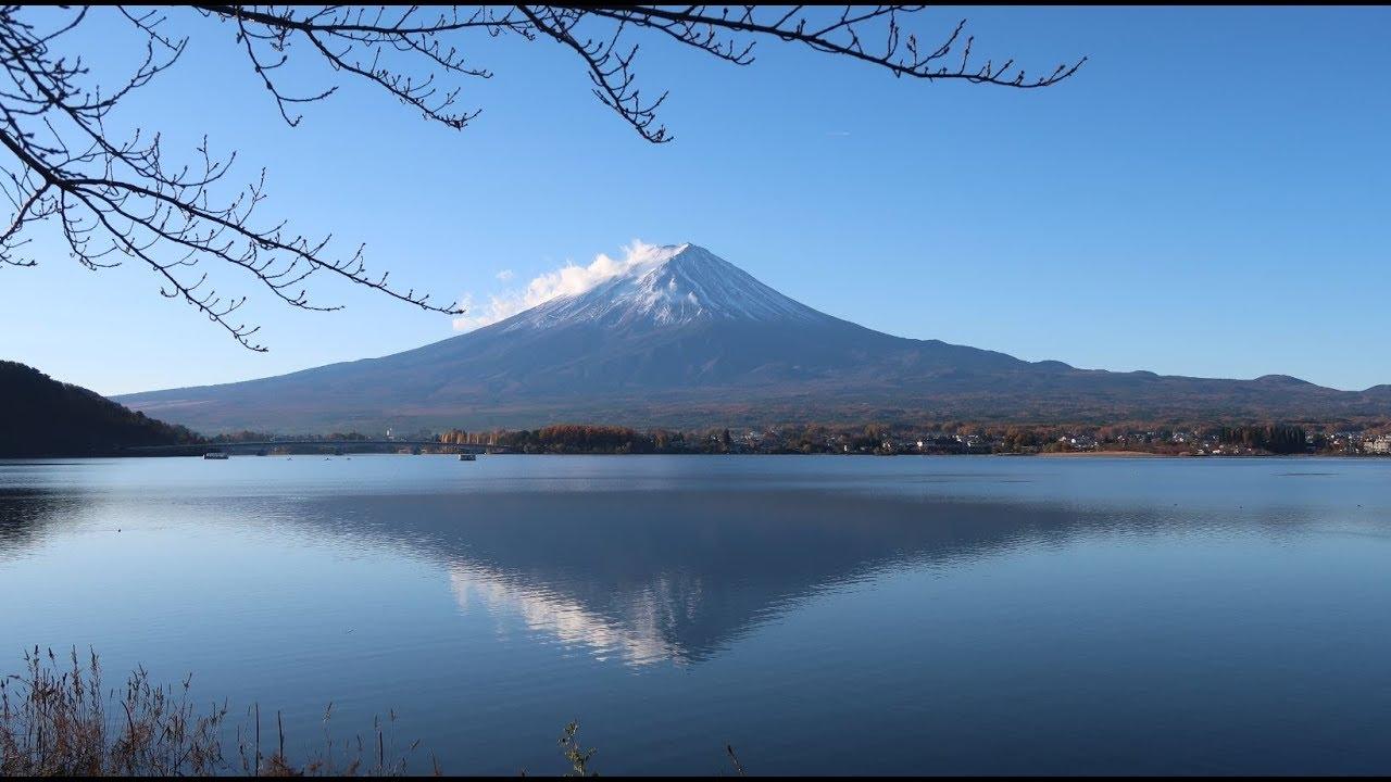 富士山風景和紅葉可以在河口湖欣賞到 2017年11月11-25日日本東京15天自由行 (第四節 ) - YouTube