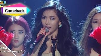 Hyuna - A Talk, 현아 - 에이 토크, Show Champion 20140730