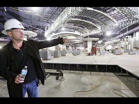 Hard Rock Casino & Hotel Construction Tour
