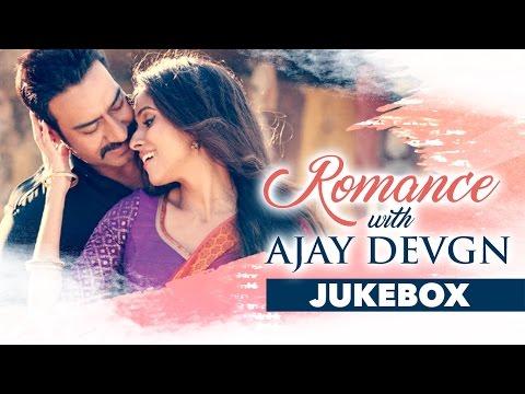"Romance With ""Ajay Devgan""   Audio Jukebox   Bollywood Romantic Hits thumbnail"