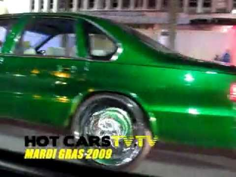 HOT CARS TV: MARDI GRAS 2009 S 002