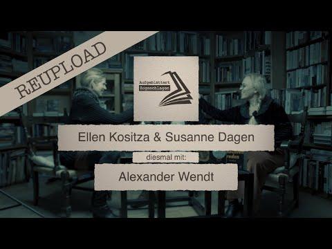 REUPLOAD - Aufgeblättert. Zugeschlagen - Mit Rechten lesen 06 mit Alexander Wendt