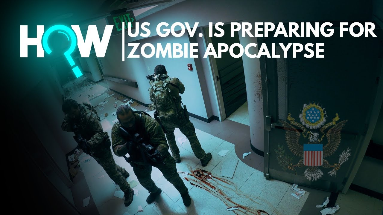 Download How US Government is Preparing for Zombie Apocalypse and Why?