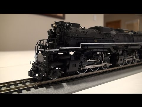 Review: HO Rivarossi Blue Ridge Steam Locomotive
