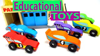 Preschool Toys Teach Kids Colors & Counting!