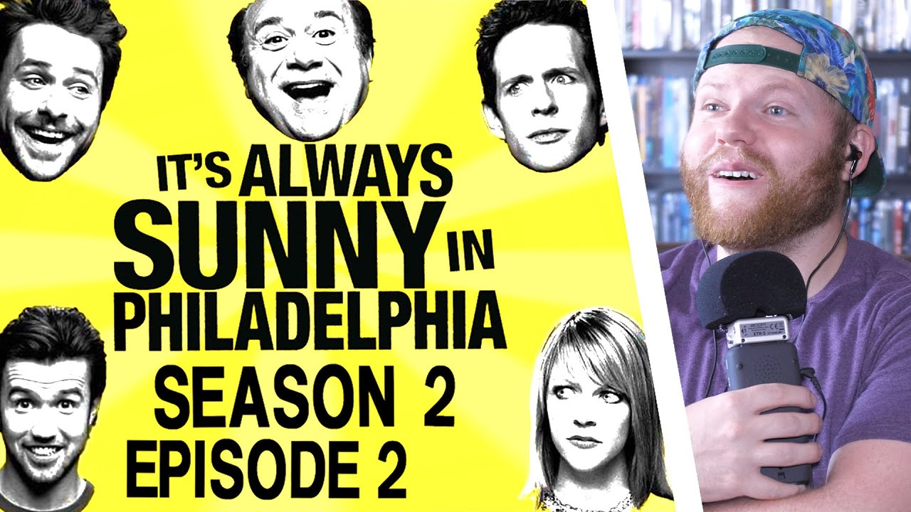 Download It's Always Sunny 2x2 Reaction: The Gang Goes J*had