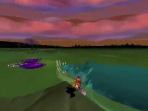 Disney's Stitch: Experiment 626 unused (beta) animation - Wunc
