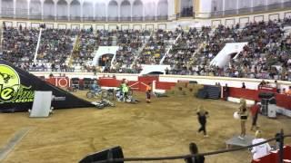 Lord of jump caída Dani Torres Melilla 13 septiemb
