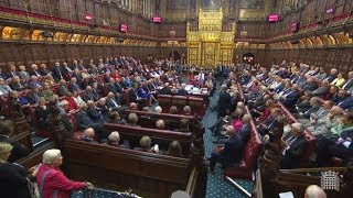 House of Lords debate bill to stop no deal Brexit – watch live