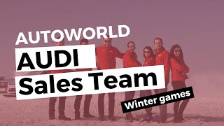 Team Autowordl Audi - Winter Games | Q5 and Q7