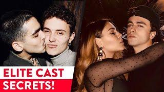 Elite Cast: Real Lifestyles, Couples, Hobbies Revealed | ⭐OSSA