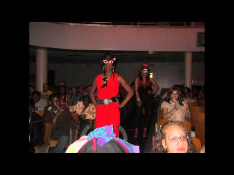Academy for Environmental Leadership of 2012  Talent show by  DIEGO Acateco