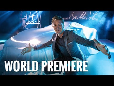 WORLD PREMIERE: 1900 BHP(!!) PININFARINA BATTISTA | NICO ROSBERG | eVLOG