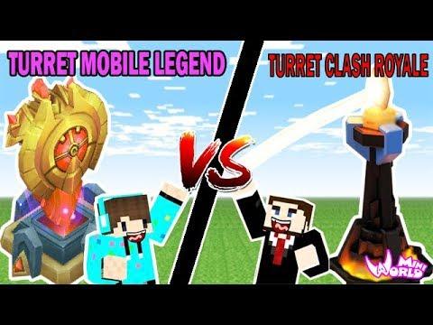 download TANTANGAN ADU BIKIN TURRET NOOB VS TURRET PRO BARENG TEGUH SUGIANTO!!!
