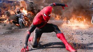 Человек паук против Мистерио (Финальная Битва) | Часть 2