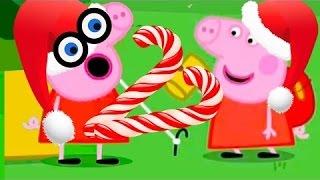 Свинка Пеппа Празднует новый год