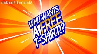 how to get free shirts with builders club! on roblox (clickbait)