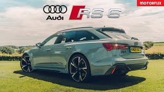 2020 Audi RS6 Avant - Is it the best all-rounder money can buy?