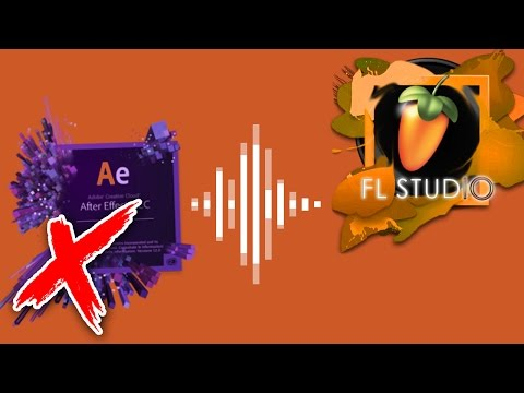 How To Make an Audio Visualizer Without After Effects [FL STUDIO 12] Zgameeditor Visualizer tutorial