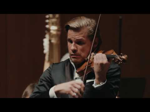 Kirill Troussov plays Bartok Violin Concerto No.1