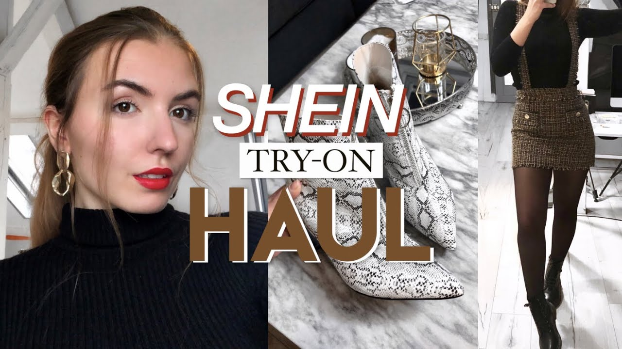 d6f9dbe625 HAUL SHEIN (TRY-ON) // HAUL WEEK - YouTube
