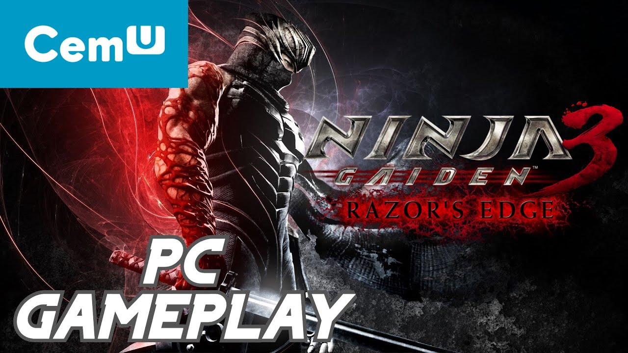 Ninja Gaiden 3 Razor S Edge Pc Gameplay On Cemu Emulator
