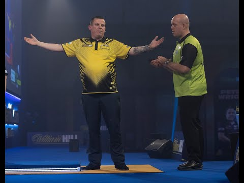 "Dave Chisnall on WHITEWASH of MVG: ""Sometimes I can bottle it – that is the best I've ever played"""