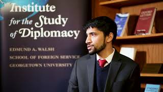 Diverse Diplomacy Leaders series with Arsalan Suleman _ Full Event Video