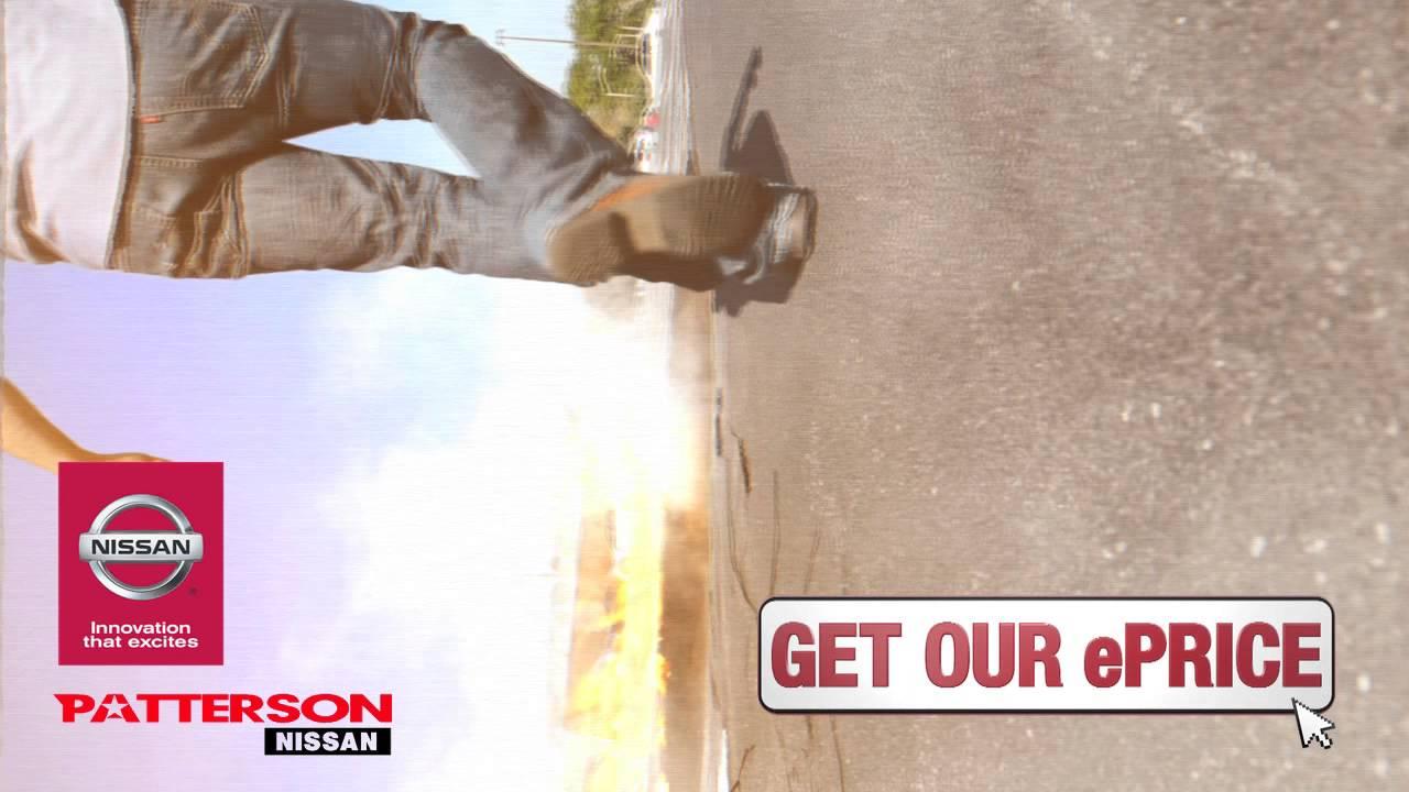 Patterson Nissan Longview Tx >> Patterson Nissan - Longview, TX - Cars For Sale - YouTube
